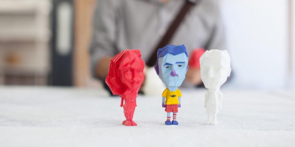 Adobe 3D Printing